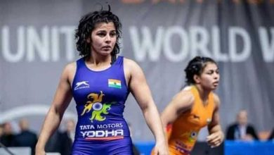 Photo of Asian Wrestling Championship 2021: Indian women win 3 medals; Sarita bags gold