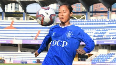 Photo of India's Bala Devi hopes for contract extension with Rangers