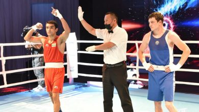 Photo of Asian Boxing Championships: Shiva Thapa, Mohammed Hussamuddin Give India Perfect Start With Dominant Wins