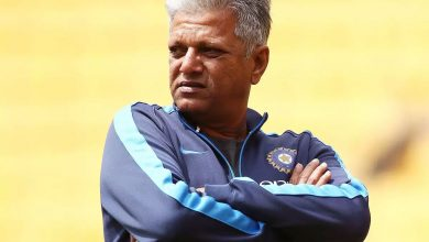 Photo of Former Women's Cricket Coach WV Raman Alleges Smear Campaign Against Him