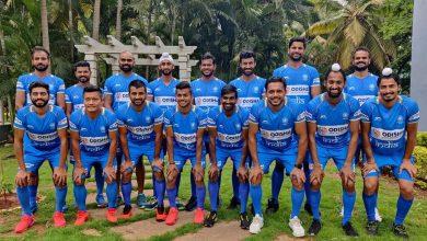 Photo of Hockey India announces Men's squad for Tokyo Olympics