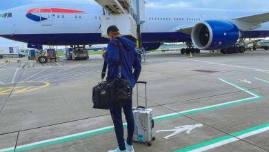 Photo of Indian cricket teams, both men and women, land in England