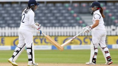 Photo of England sledged a lot but we did not pay attention: Sneh Rana