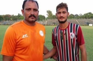 Photo of ATK Mohun Bagan signs Deepak Tangri