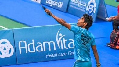 Photo of Pramod Bhagat, 2 other shuttlers qualify for Tokyo Paralympics