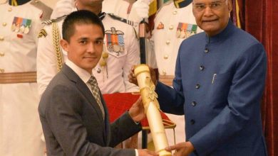 Photo of It's been amazing : Chhetri on 16th anniversary of his India debut