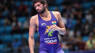 Photo of Wrestler Ravi Dahiya settles for silver at Poland Open