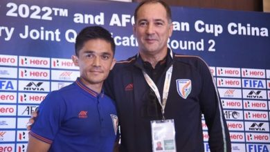 Photo of FIFA World Cup qualifiers: India coach Igor Stimac lauds Sunil Chhetri, says 'what are we going to do when he retires'