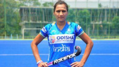Photo of Rani Rampal to captain women's hockey team for Tokyo Olympics