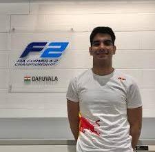 Photo of Jehan Daruvala scores his podium finish of 2021 FIA Formula 2 Championship