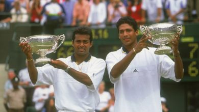 Photo of On 22nd anniversary of Wimbledon win, Leander Paes and Mahesh Bhupathi hint towards 'something special'