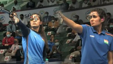Photo of Tokyo Olympics: Manu Bhaker, Yashaswini Deswal fail to qualify for the final