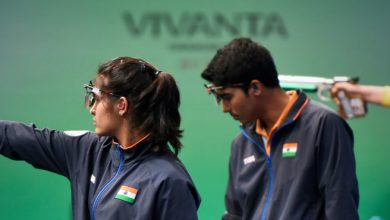 Photo of Tokyo Olympics: Saurabh Chaudhary-Manu Bhaker miss out on medal