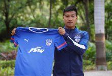 Photo of Bengaluru signs I-League Golden Boot winner
