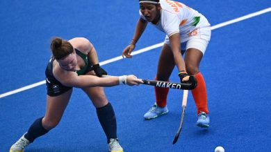 Photo of Indian women's hockey team win do-or-die game against Ireland