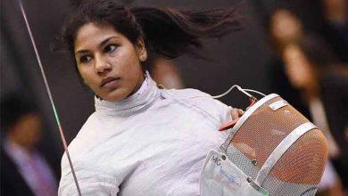 Photo of Tokyo Olympics: Confident start for fencer Bhavani Devi on Games debut, wins 15-3 against Nadia Azizi