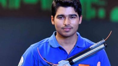 Photo of Tokyo Olympics: Saurbh finishes 7th in final of men's 10m air pistol
