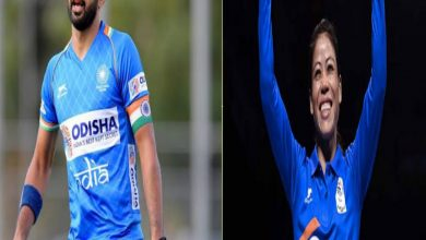 Photo of Mary Kom, Manpreet Singh to be India's flag bearers for Tokyo Games opening ceremony