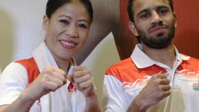 Photo of Tokyo Olympics: Amit, Mary to lead India's largest boxing contingent in the mega event