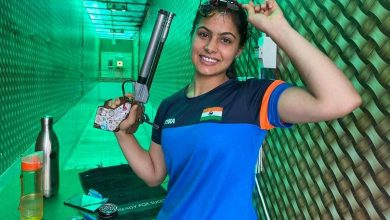 Photo of Tokyo Olympics : working towards Olympic glory for the past five years – Manu Bhaker