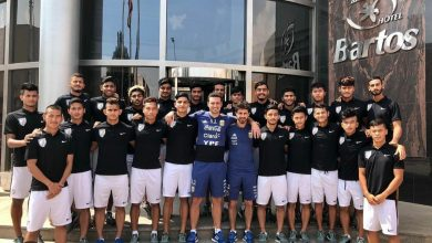 Photo of Young Blue Tigers recall 'humbling' experience of meeting Copa America winning coach Lionel Scaloni in 2018