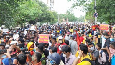 Photo of 50 detained for staging protests outside East Bengal club in Kolkata