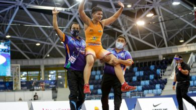 Photo of Two Indian Girls crowned Cadet World Champions