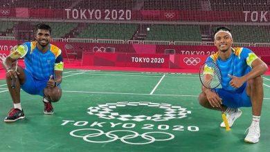 Photo of Tokyo Olympics: Satwiksairaj-Chirag fail to reach quarterfinals despite win in their final group match
