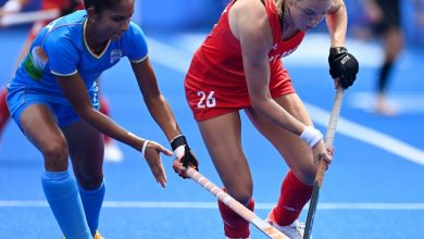 Photo of Tokyo Olympics: Indian women's hockey team suffers 3rd successive defeat, loses to Great Britain 1-4