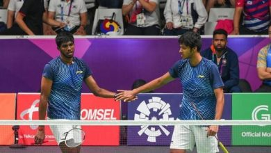 Photo of Tokyo Olympics: Mixed day for Indian shuttlers and paddlers; Satwik-Chirag produce a major upset