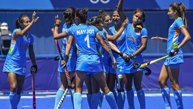 Photo of Tokyo Olympics: Indian women's hockey team finishes 4th
