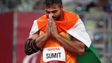 Photo of Tokyo Paralympics: Sumit Antil clinches India's second gold with stunning world record show