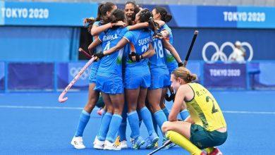 Photo of Indian women's hockey team create history, beat Australia