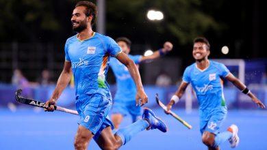 Photo of Tokyo Olympics: India men's hockey team beat Great Britain, reach Olympics semi-finals after 4 decades