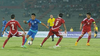 Photo of India to play strong (?) Nepal side in 2 friendlies