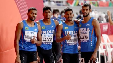 Photo of Tokyo Olympics: Indian men's relay team smashes Asian record, narrowly miss out on a final spot