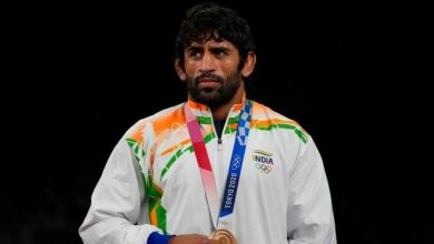 Photo of Ligament tear rules Bajrang Punia out of World Championships, brings early end to his 2021 season