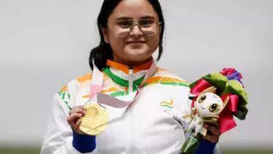 Photo of Shooter Avani Lekhara becomes first Indian woman to win gold at Paralympics