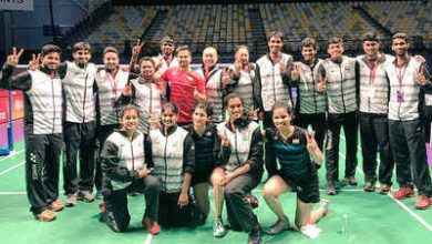 Photo of India gets a tough draw in Sudirman Cup