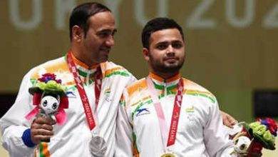 Photo of Tokyo Paralympics: Shooter Manish Narwal clinches India's 3rd gold, Singhraj bags silver