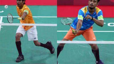 Photo of Pramod Bhagat wins historic badminton gold in Paralympics, Manoj Sarkar claims bronze