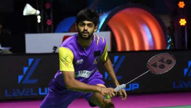 Photo of India crash out of Sudirman Cup