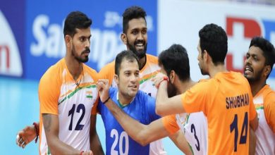 Photo of India clinch first win at 2021 Asian Volleyball Championship