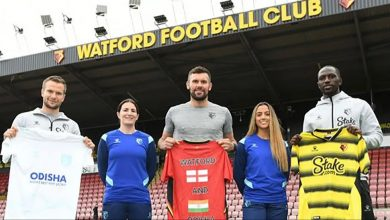 Photo of Odisha FC signs international club partnership with Premier League club Watford FC