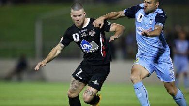 Photo of RG Punjab FC rope in Aussie striker