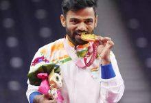 Photo of Tokyo Paralympics: Krishna Nagar wins gold in men's singles SH6 class