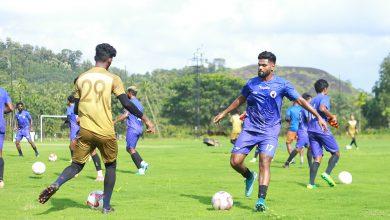 Photo of Captain Arjun Jayraj & Coach Bino aim to help Kerala Utd make the I-League cut