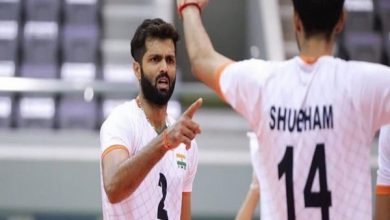 Photo of India register second straight win at the Asian Volleyball Championships
