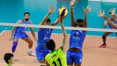 Photo of Asian Volleyball Championship: India suffers defeat in the second match