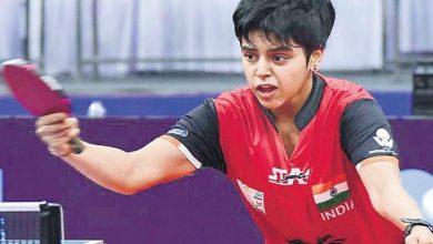 Photo of Asian Table Tennis Championships 2021: Indian women beat Chinese Taipei; Manav-Archana enter pre-quarterfinals